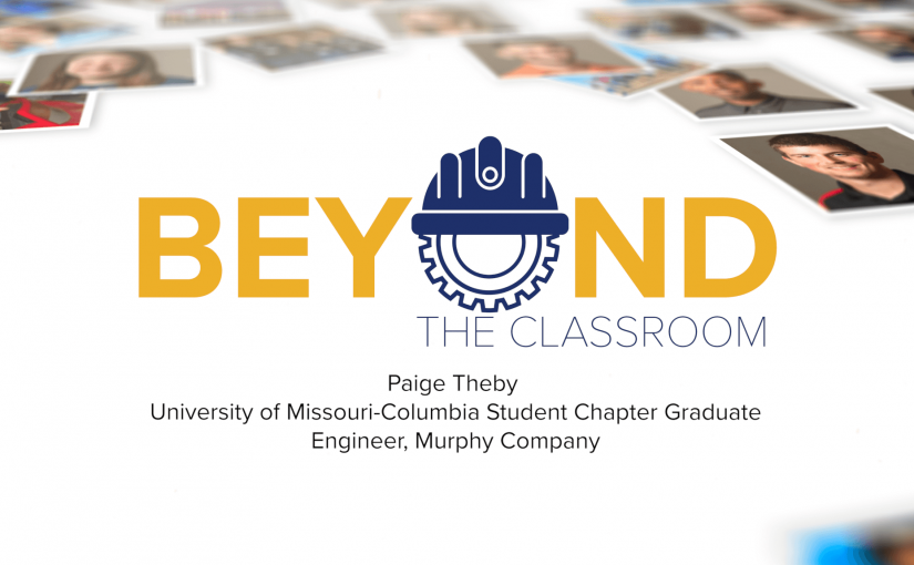 Beyond the Classroom – The Importance of an Internship