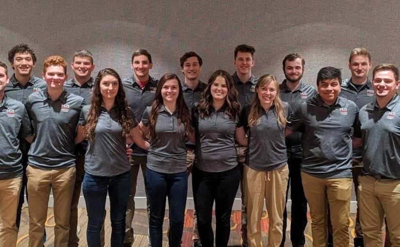 University of Nebraska Awarded Student Chapter of the Year