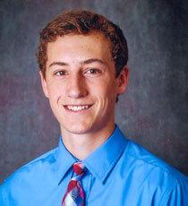 Bryce Danielson Receives Alan O'Shea Memorial Scholarship
