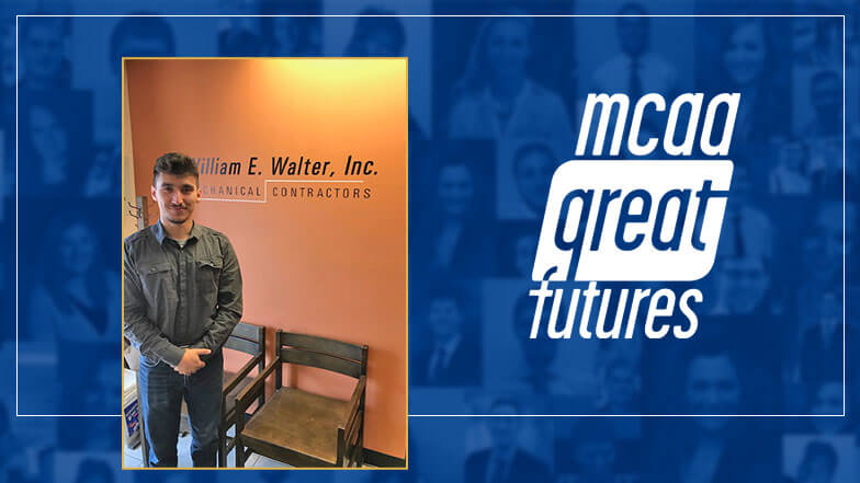 William E. Walter Summer Intern Receives MCAA Internship Grant
