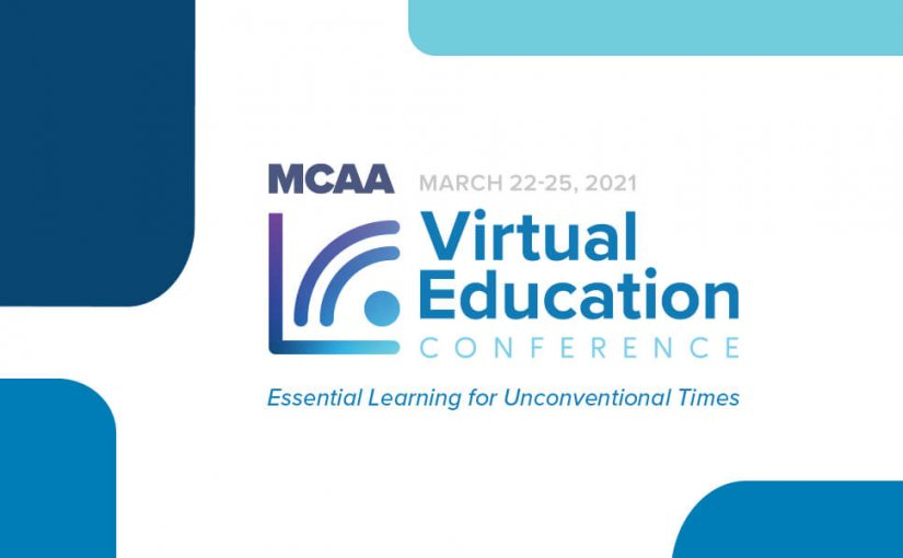 Have You Registered for the 2021 MCAA Virtual Education Conference, March 22-25?