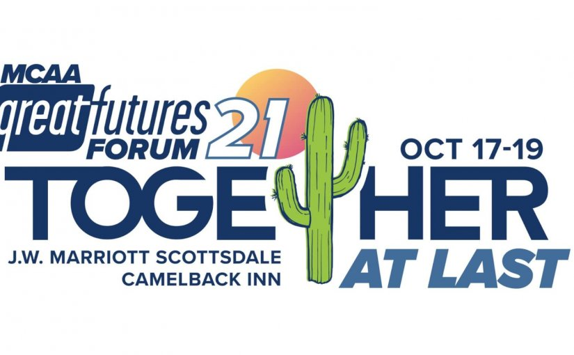 Guess What? We're Back! The 2021 GreatFutures Forum Will Be In-Person & In Scottsdale, Arizona!