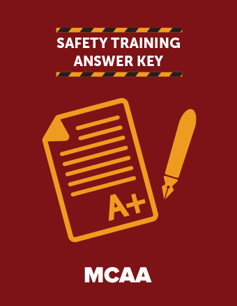 Aerial Lift Safety Training Test Answer Key