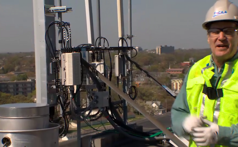 Need to Teach Your Service Techs to Work Safely Around RF Radiation? This Video Can Help!