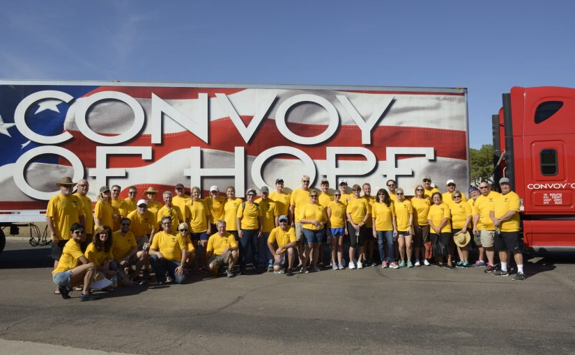 MSCA to Partner with Convoy of Hope in Huntington Beach, CA