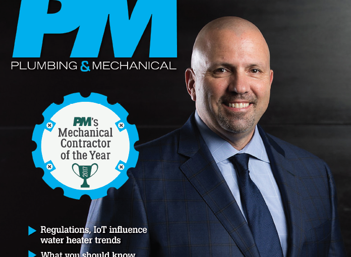West Chester Mechanical Named 2017 Mechanical Contractor of the Year
