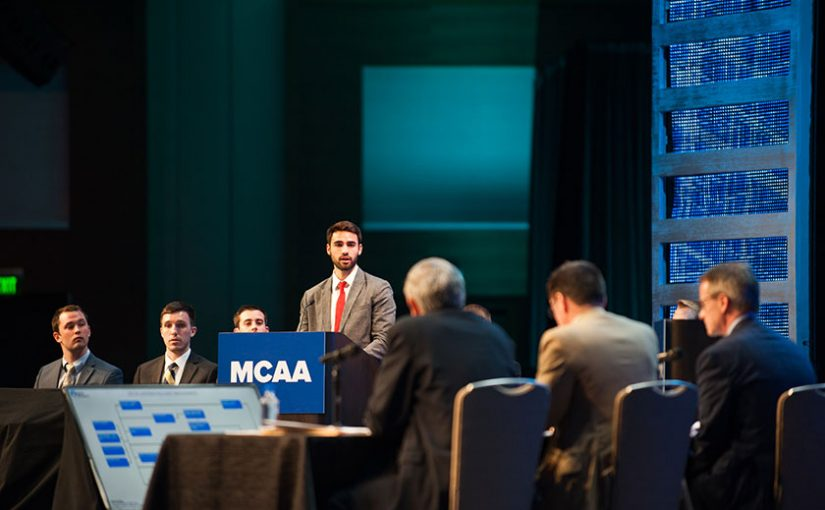 Ready… Set… Go! MCAA's Student Chapter Competition is Off and Running