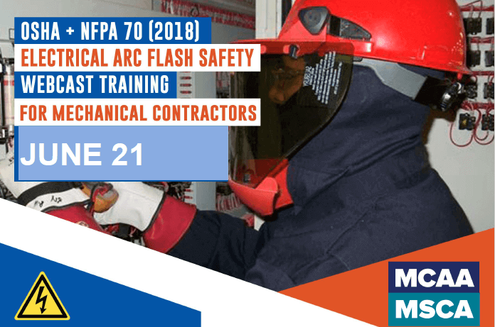 The Next Qualified Level Arc Flash Safety Training Webinars are June 21, 2018