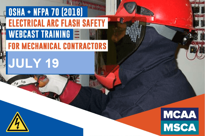 The Next Qualified Level Arc Flash Safety Training Webinars are July 19, 2018