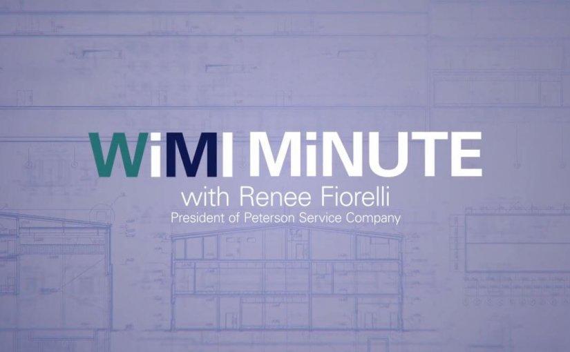 WiMI Minute – Meet the Women of WiMI: Renee Fiorelli