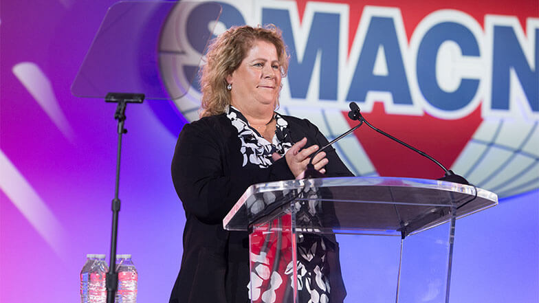Angie Simon Is SMACNA's First Female President