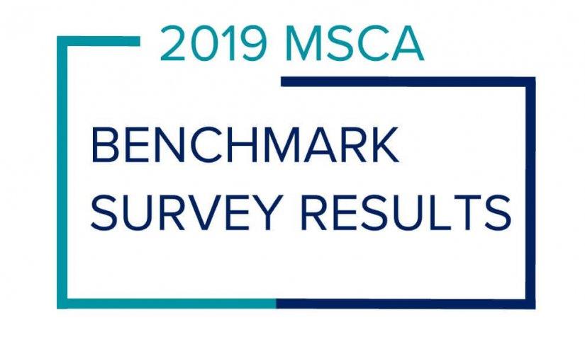 2019 MSCA Benchmark Survey Results