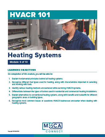 Full HVACR101 WebBook Series Now Available