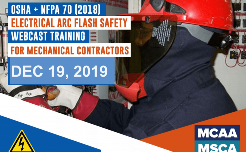 Update Your Service Techs' Arc Flash Safety Training with this Webinar