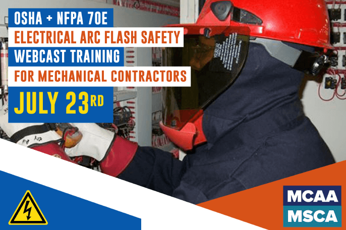 The Next Qualified Level Arc Flash Safety Training Webinars Scheduled for July 23, 2020
