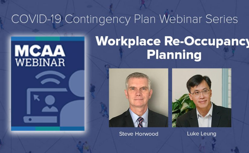 Webinar #27: The Latest Research Impacting Workplace Re-Occupancy Planning