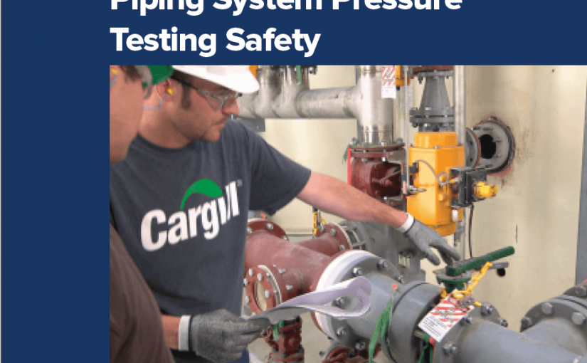 Guide to Safely Pressure Testing Steel and Copper Piping Systems