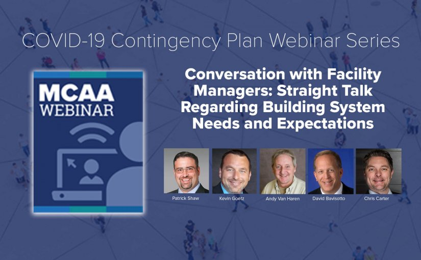 Webinar #29: Conversation with Facility Managers: Straight Talk Regarding Building System Needs and Expectations