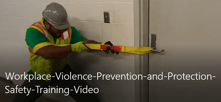 Now Is A Good Time To Revisit MCAA's Workplace Violence Prevention & Protection Video