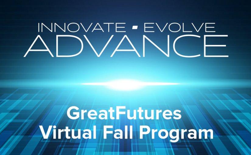 MCAA's GreatFutures Virtual Fall Program Registration Opening Next Week!