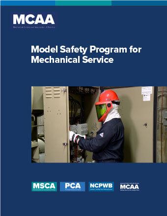 Model Safety Program for Mechanical Service