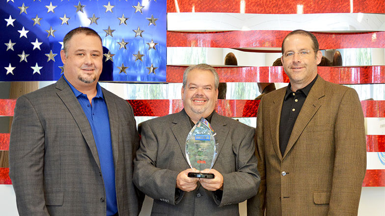 P1 Group, Inc. Recognized for Safety Excellence
