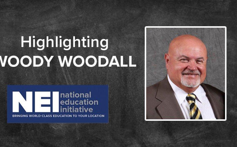Highlighting NEI Instructor Woody Woodall