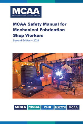 Safety Manual for Mechanical Fabrication Shop Workers