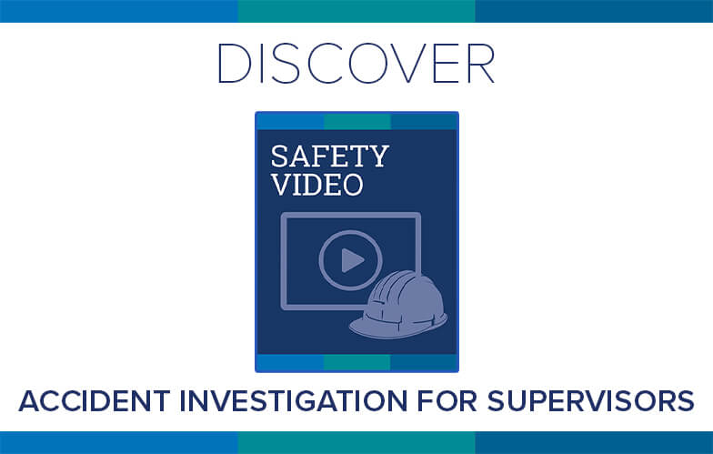 Resource Highlight: MCAA's Accident Investigation for the Mechanical Trades Safety Training Video