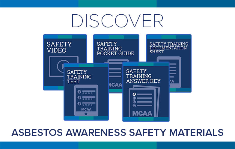 Resource Highlight: MCAA's Asbestos Awareness for the Mechanical Trades Safety Training Video & Materials