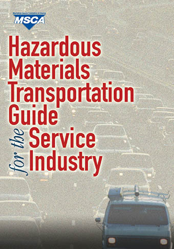 Hazmat Guide for Service National Certified Pipe Welding Bureau