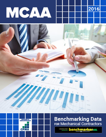 Benchmarking Data for Mechanical Contractors