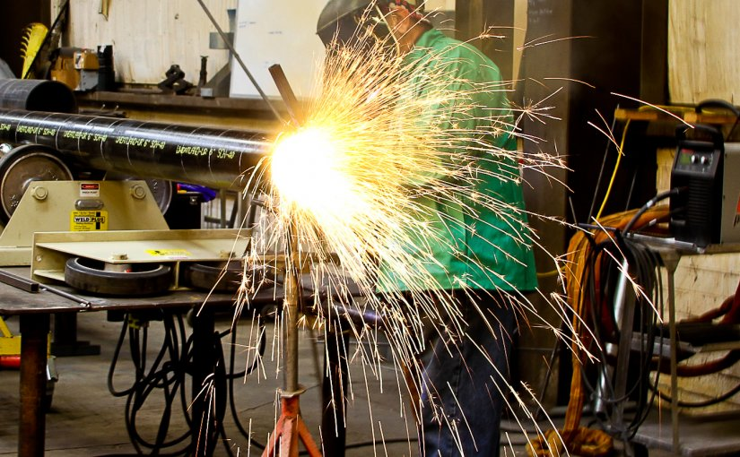 Put Safety at Fab Shop Workers' Fingertips