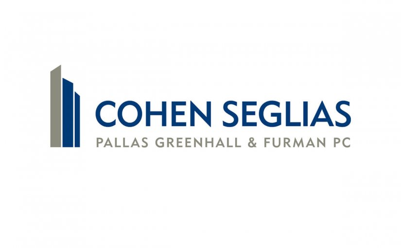 Cohen Seglias Releases COVID-19 Resource Package 2.0