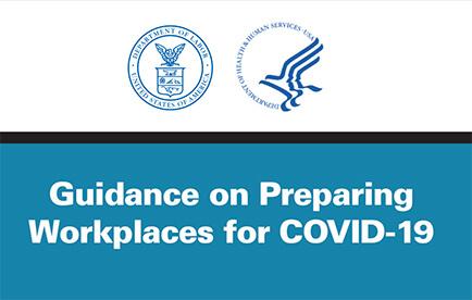 OSHA Releases Guidance on Preparing Workplaces for Coronavirus Prevention