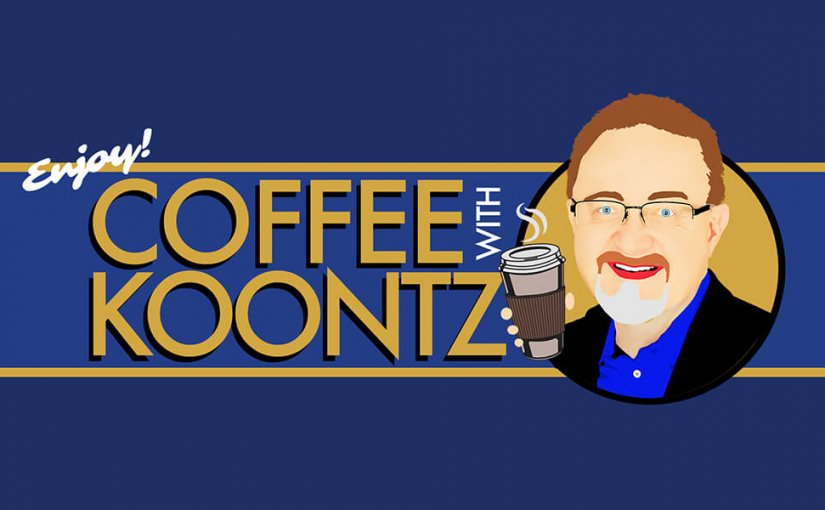 Don't Miss Coffee with Koontz Episode 5: Today's MCAA – Get to Know Your New CEO