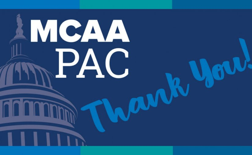 MCAA PAC Appreciates Your Support