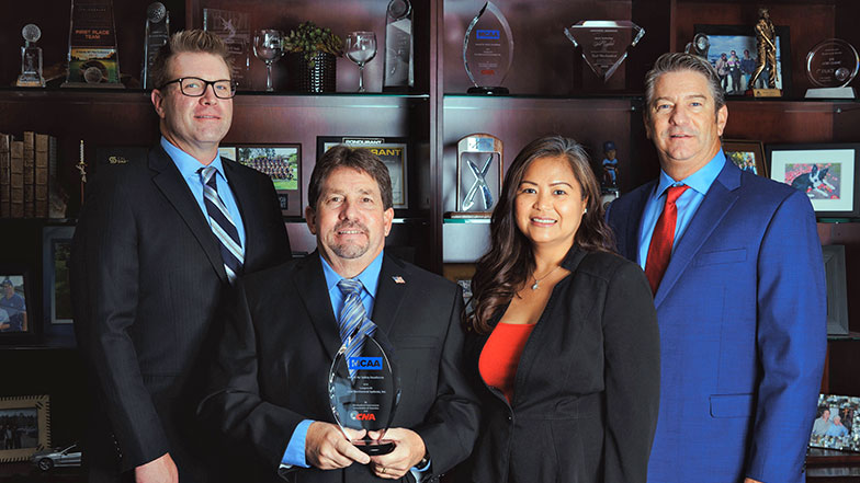 Xcel Mechanical Systems, Inc. Recognized for Safety Excellence