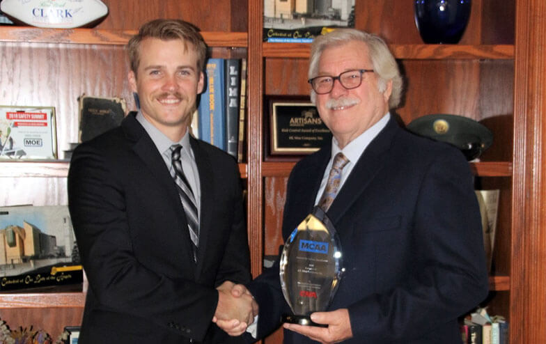 H.L. Moe Company, Inc. Recognized for Safety Excellence