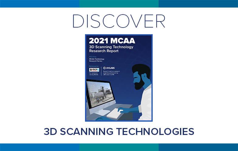Resource Highlight: 2021 MCAA 3D Scanning Technology Research Report
