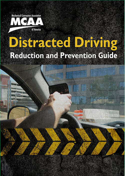 Distracted driving reduction and prevention guide for America s best contractors