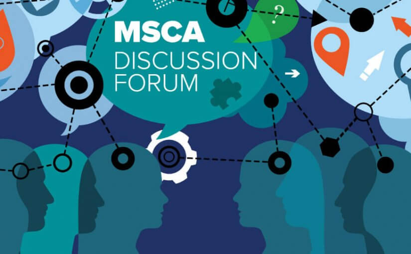 MSCA Discussion Forum is LIVE!