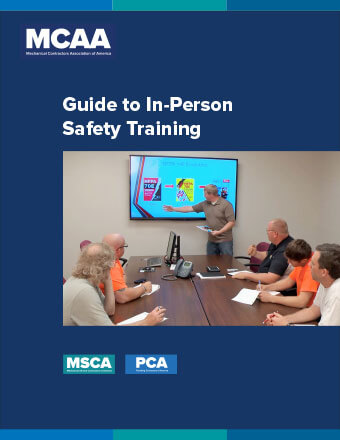 Guide to In-Person Safety Training