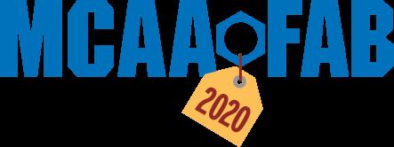 2020 MCAA Fabrication Conference Logo