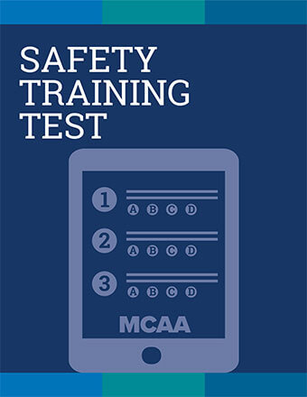 Excavation Safety for Mechanical Construction Safety Training Test