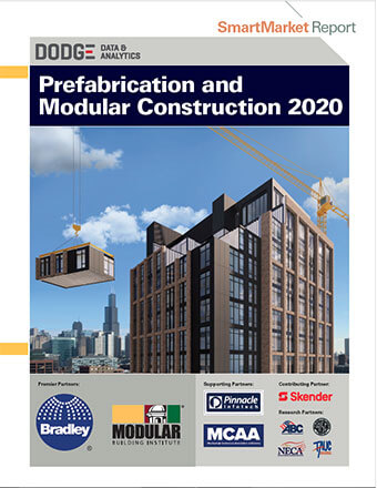 Major Growth Expected for Prefabrication and Modular Construction, New Study Finds