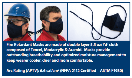 MSCA Member Offers COVID-19 Barrier Masks
