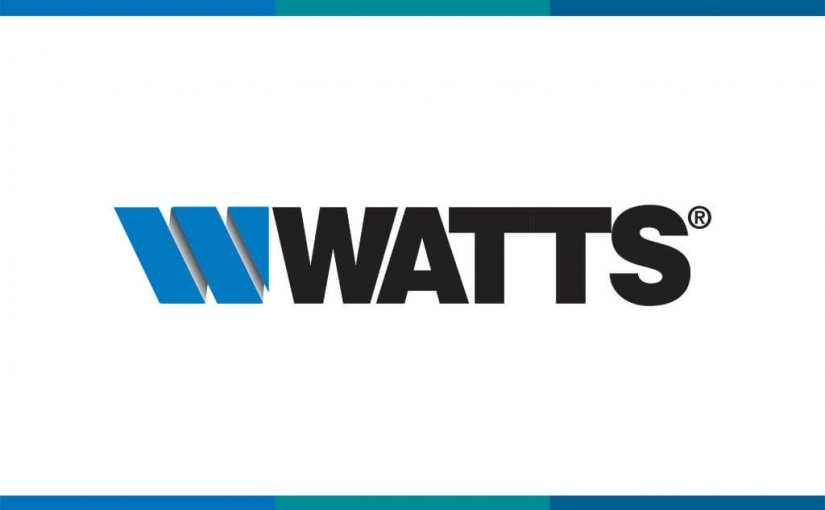 Watts Water Technologies Training Resources