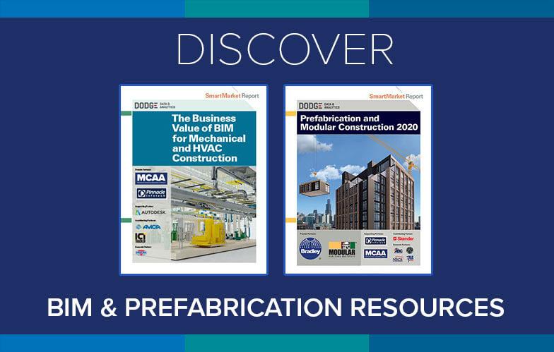Resource Highlight: MCAA BIM & Prefabrication Resources