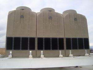 Delta Cooling Towers - TM Series